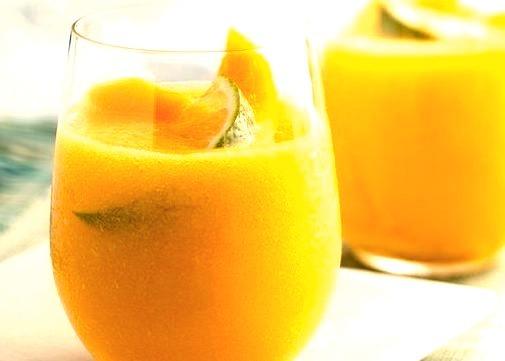 Frozen Mango Cocoritas via beautiful-foods