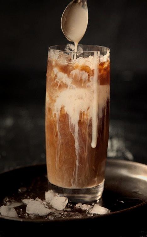 Easy Thai Iced Coffee Recipe