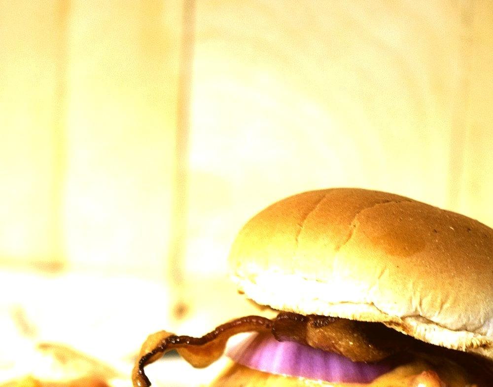 Tex-Mex Bacon Cheeseburger