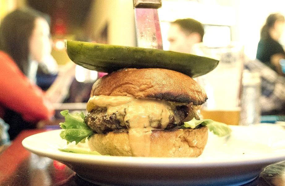 Skippy Burger