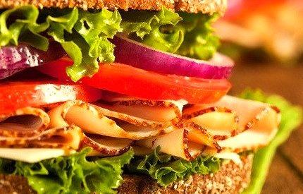 Turkey Sandwich!