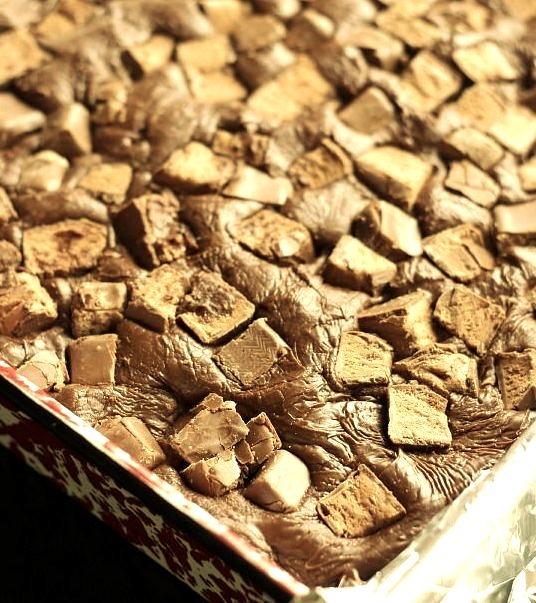 Recipe: 3 Musketeers Fudge Brownies