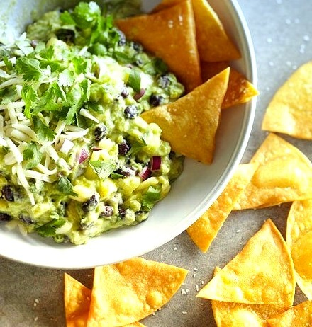 Happy National Guacamole Day!Try this pineapple-black bean version. (BHG.com)
