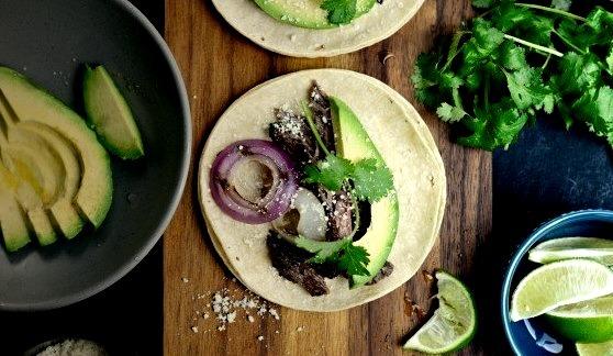 Carne Asada (tacos)